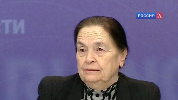 Марина Тарковская занялась систематизацией архива знаменитого режиссера