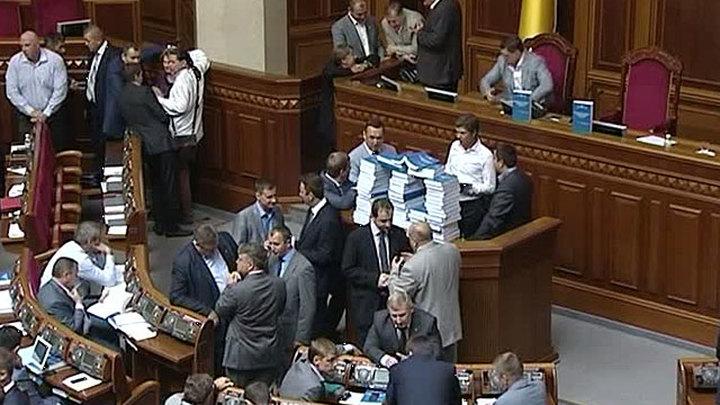 Киевская полиция расследует смерть депутата Рады  Полякова
