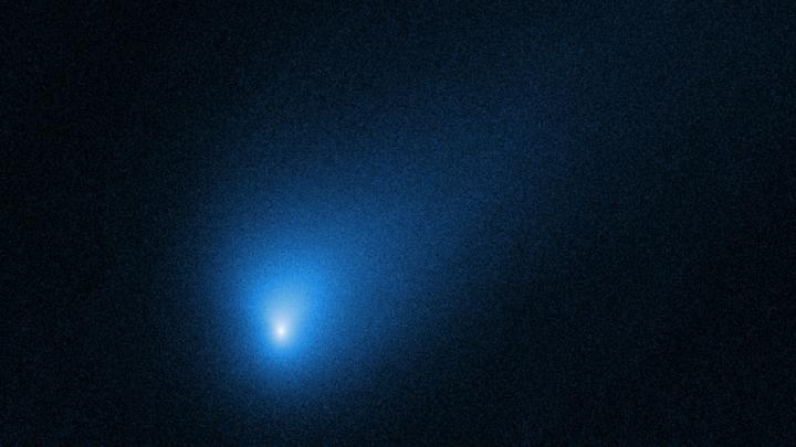 Комета Борисова максимально сблизилась с Солнцем в декабре 2019 года.