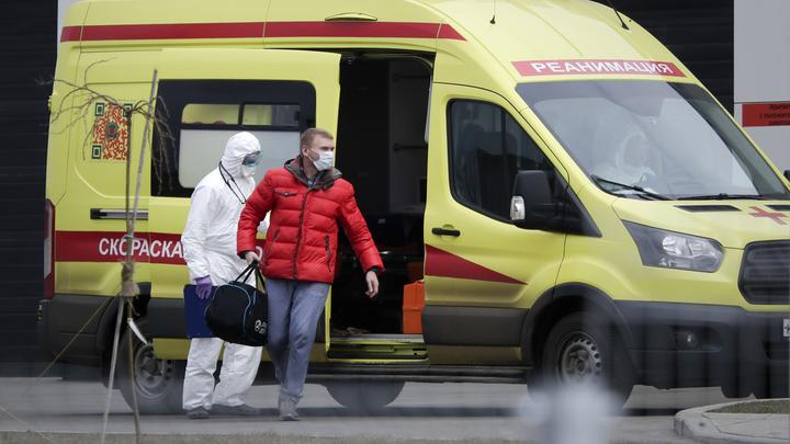 Суточный прирост заболевших ковидом в России продолжает снижаться