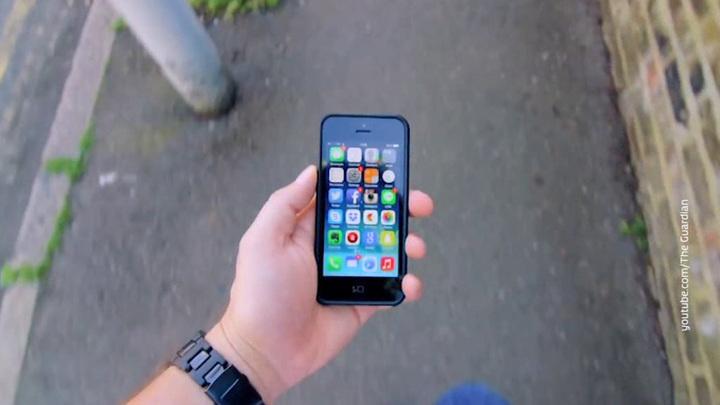 Вести.net: в США стали анализировать перемещения граждан при помощи смартфонов