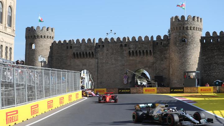 Гран-при Азербайджана пройдет при пустых трибунах