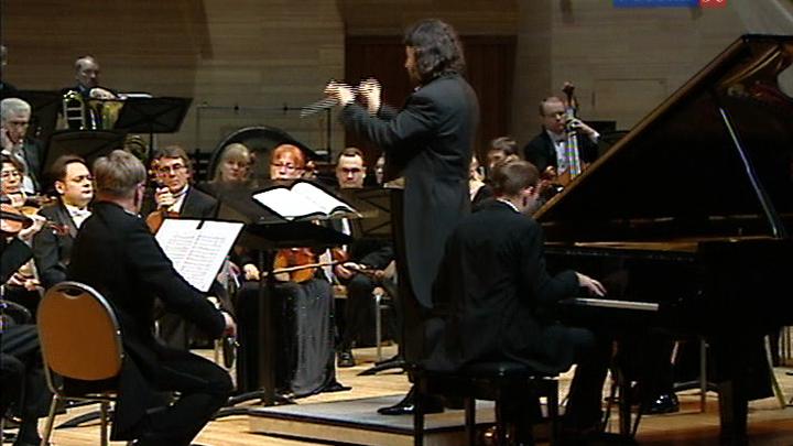 Музыка Рахманинова и Чайковского звучала  в Доме музыки