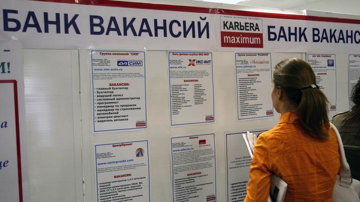 Пособие по безработице в России будут выдавать по новым правилам