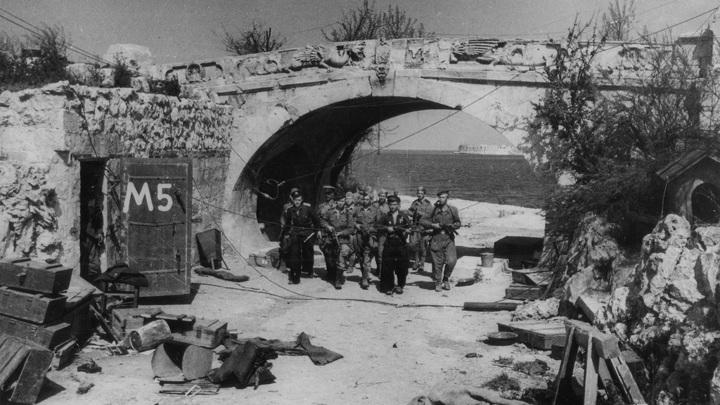 Освобождение Севастополя. 1944 год  /forpostsevastopol.ru/