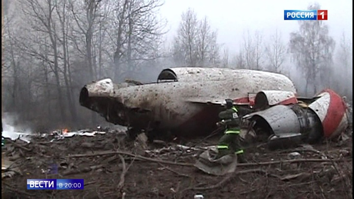 Виноваты пилоты: 10 лет авиакатастрофе самолета с Качиньским