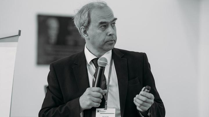Вячеслав Медведев (компания Dr.Web) | фото drweb.com