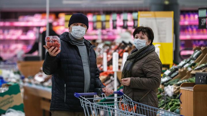 Путин: нужно создать условия для долгосрочной стабилизации цен на продукты