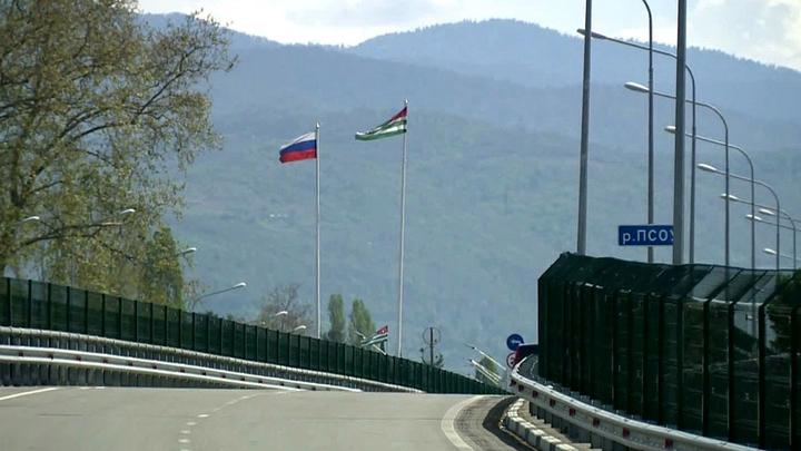 Абхазия предложила России снять ограничения на границе