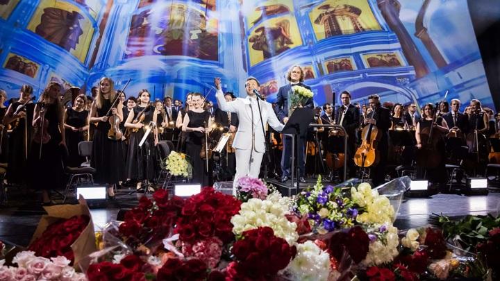 """Концерт Николая Баскова """"Верую"""""""