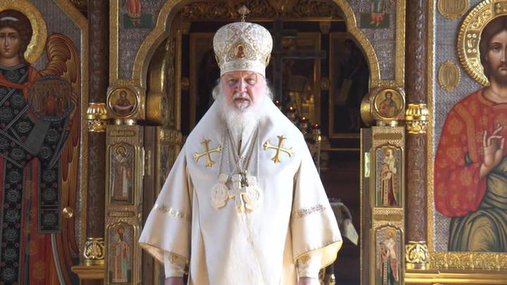 Патриарх Кирилл не будет поминать Хризостома II