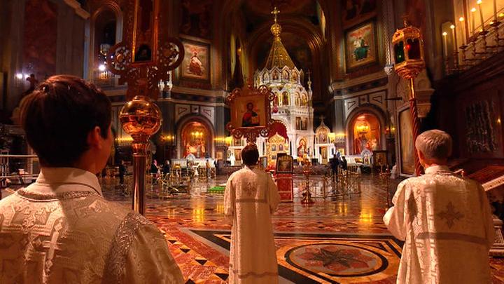 РПЦ: американцы стараются расчленить православный мир