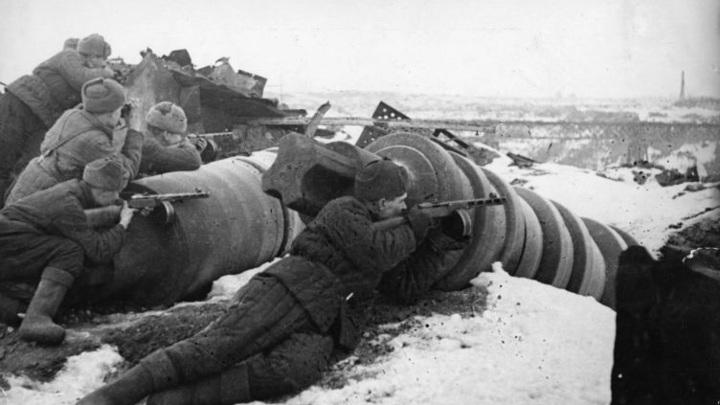 Защитники Сталинграда /history-doc.ru//