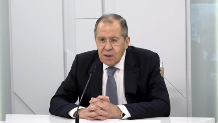 Москва никогда не дружит против кого-то, заявил Лавров