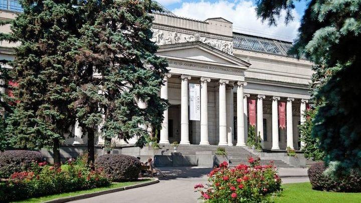 Пушкинский музей открылся после карантина