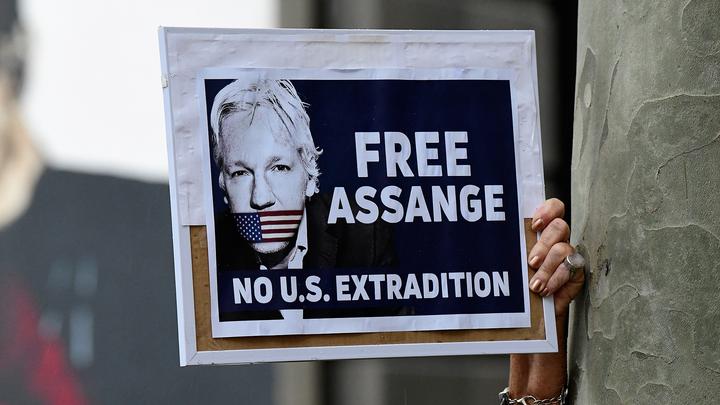 Дело Ассанжа: США подадут апелляцию, Британия рассмотрит просьбу об освобождении