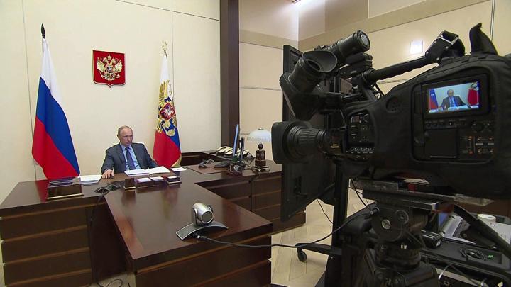 Путин даст пресс-конференцию сразу после встречи с Байденом
