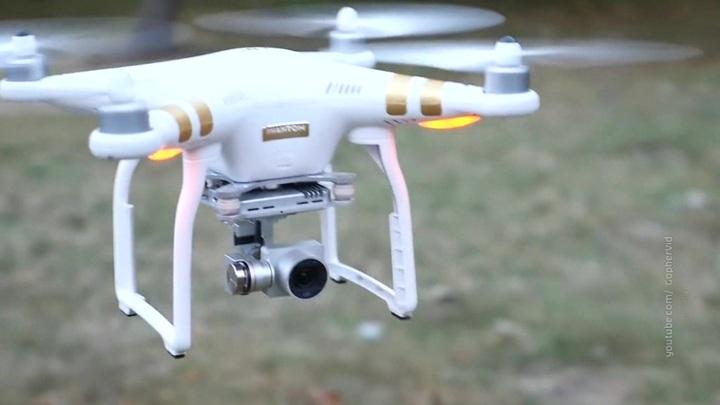 В МЧС могут появиться беспилотники для спасения людей из высотных зданий