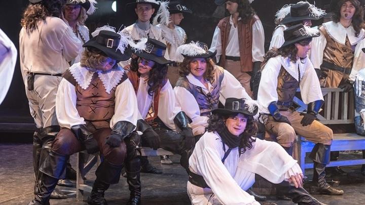 19 мая «Большие гастроли-онлайн»: мюзикл «Сирано де Бержерак»