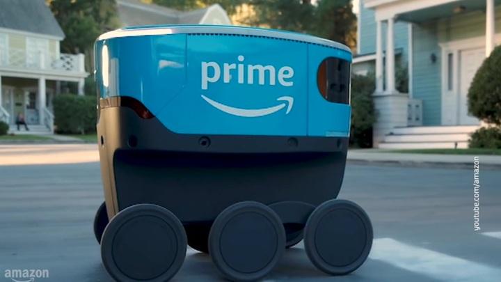 Вести.net: Amazon хочет купить разработчика машин-беспилотников Zoox