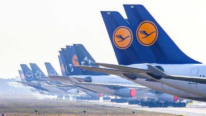Lufthansa: все компании авиагруппы облетают Белоруссию
