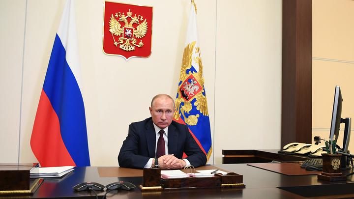 Путин отметил роль СМИ в патриотическом воспитании