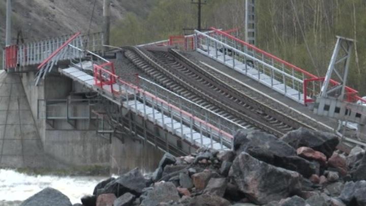 Рухнувший под Мурманском мост можно было спасти