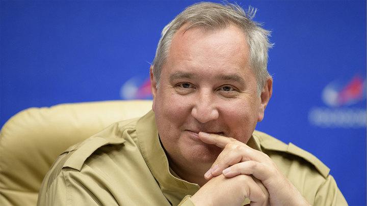 Рогозин поздравил КНР с успешной посадкой зонда на Марс