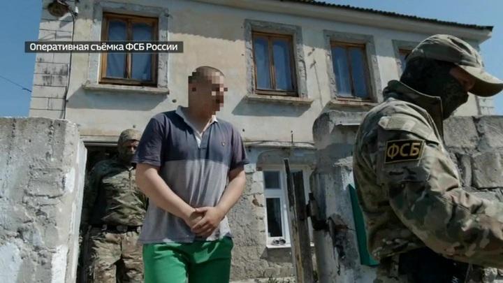 Террористов из Симферополя отправили в СИЗО на два месяца