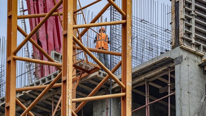 Росстат: объем жилищного строительства вырос с начала года на 28,4%