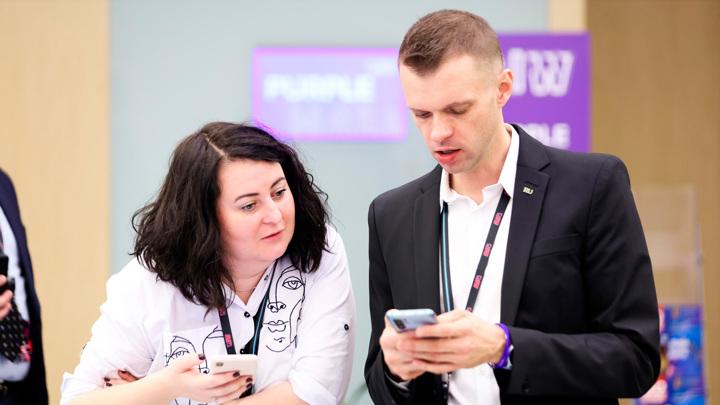 Татьяна Голубовская и Сергей Плуготаренко | фото РОЦИТ
