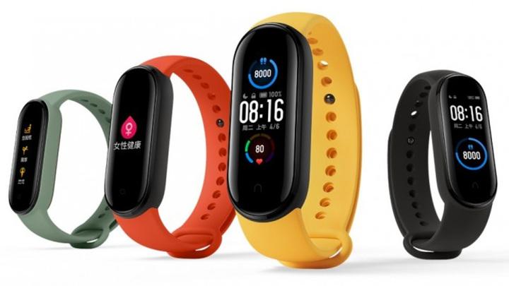 Новому Xiaomi Mi Band обещают GPS и увеличенный экран