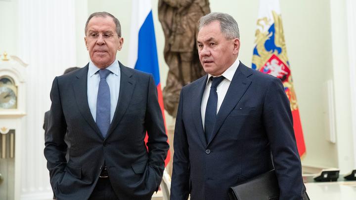 Песков высказался о мандатах Лаврова с Шойгу и кабмине