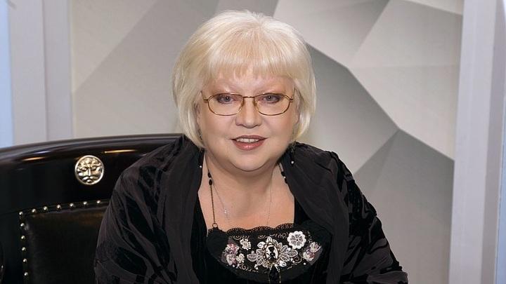Светлана Крючкова отмечает юбилей