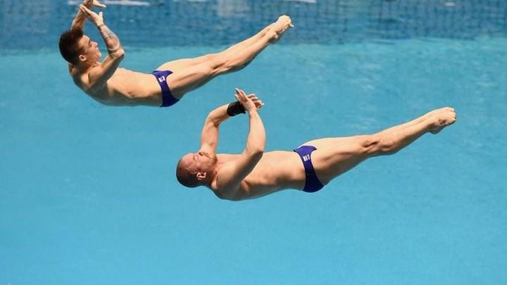 Россияне стали чемпионами Европы по прыжкам в воду в командном турнире