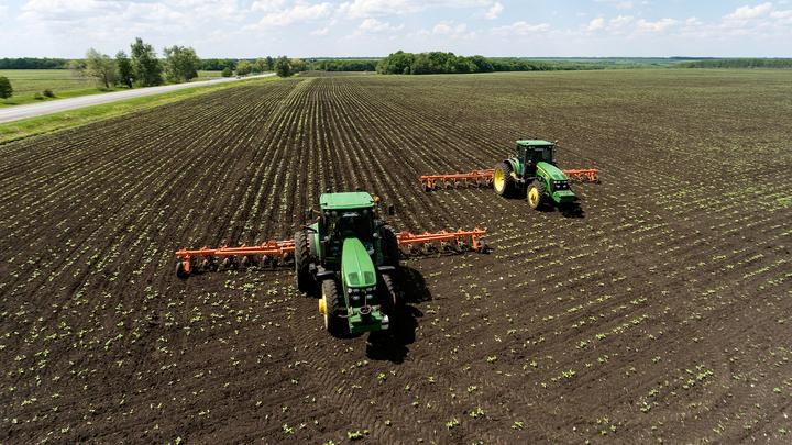 Титов: лишь 8% фермеров смогли воспользоваться господдержкой в 2020 году