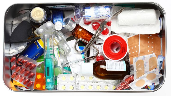 5 препаратов, которые обязаны быть в вашей аптечке