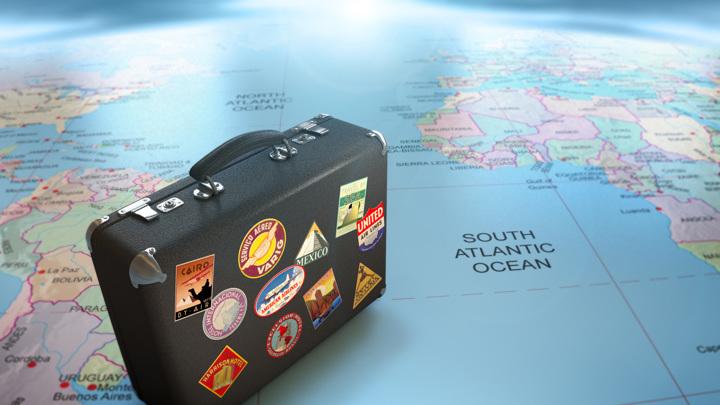 Только пять стран в мире полностью доступны для иностранных туристов