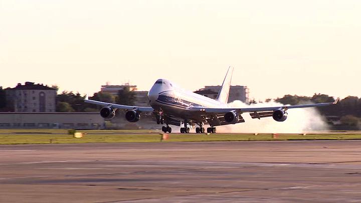 Кузбасс возобновляет авиасообщение с Санкт-Петербургом
