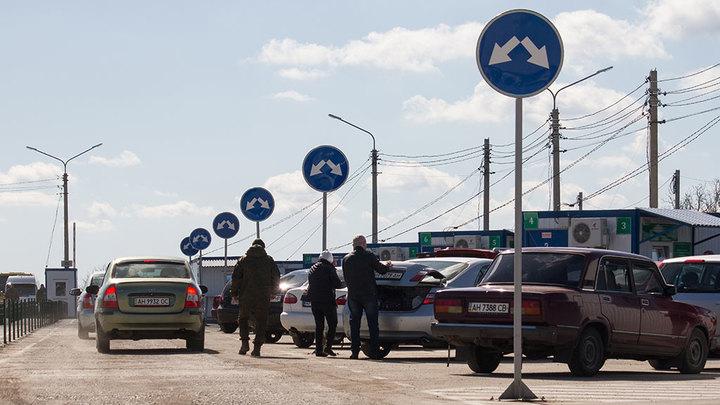 Украина отказывается вести переговоры с представителями Донбасса