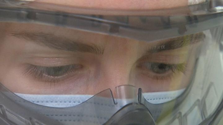 Лабораторий анализ медицина COVID-19 врач