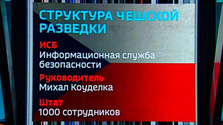 Чешская разведка тесно сотрудничает с США и интересуется военной стратегией России