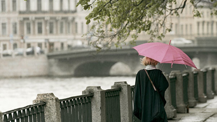 Петербург ожидает новых ливневых дождей