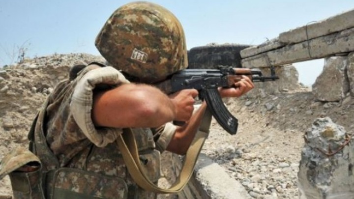 После боя на границе Азербайджана и Армении умер еще один солдат