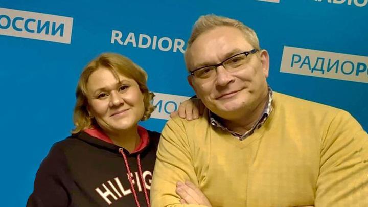 Ольга Максимова и Вячеслав Коновалов