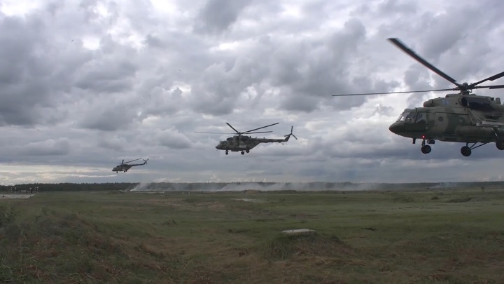 Армии России и Белоруссии проведут совместные учения