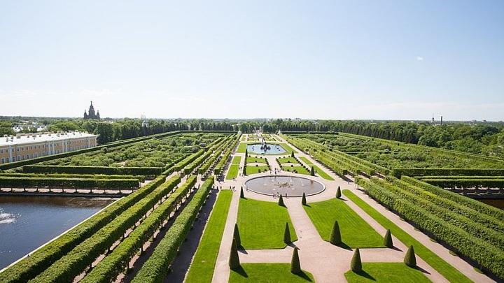 Музей-заповедник «Петергоф» начинает реставрацию Верхнего сада
