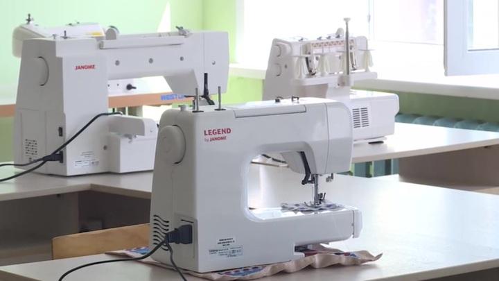 Федеральный проект позволил обновить по последнему слову мастерские в чебоксарской школе