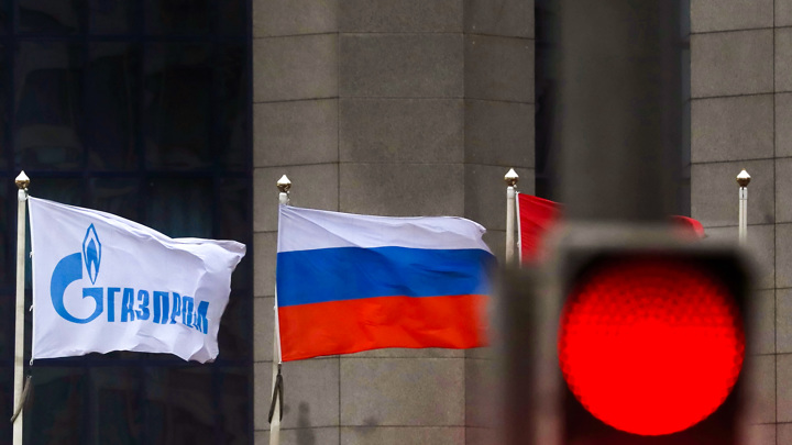 """""""Газпром"""" осуществил первую поставку """"зеленого"""" СПГ в Европу"""