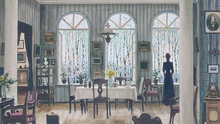 В Бахрушинском музее открывается выставка «Власть cада» к юбилею А. П. Чехова